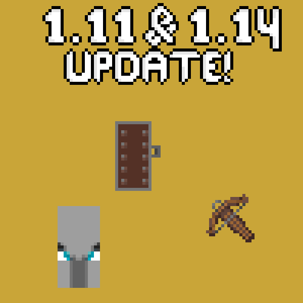 Happy 1.11 & 1.14 Update!!!