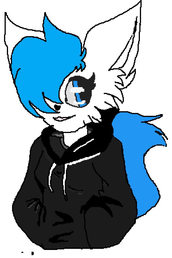 anza as a Furry