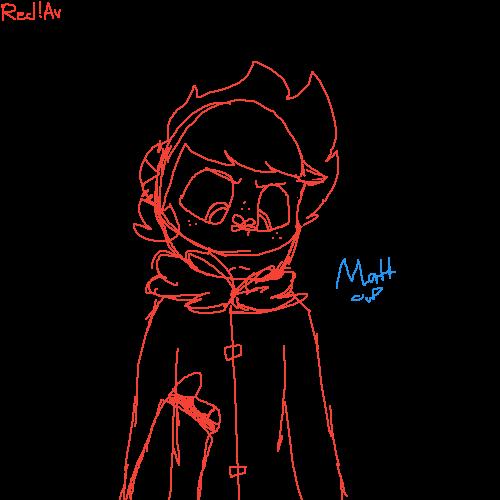 AU Sketching :D