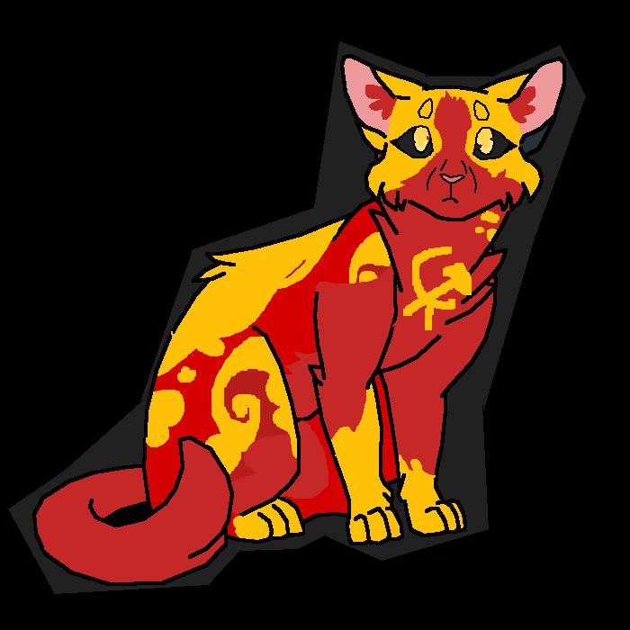 communist fox