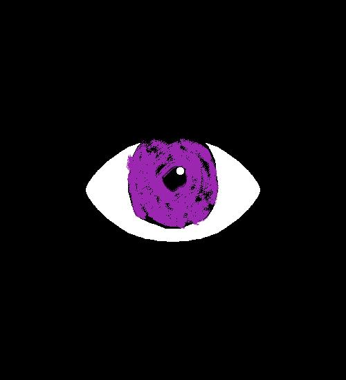 the weird eye watching you