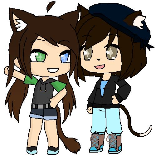 me and Random Cat 14 24