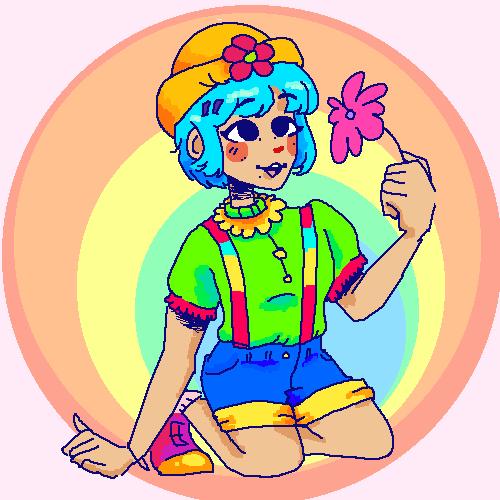 Another Clown Gurl