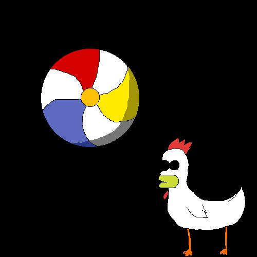 Homer chicken