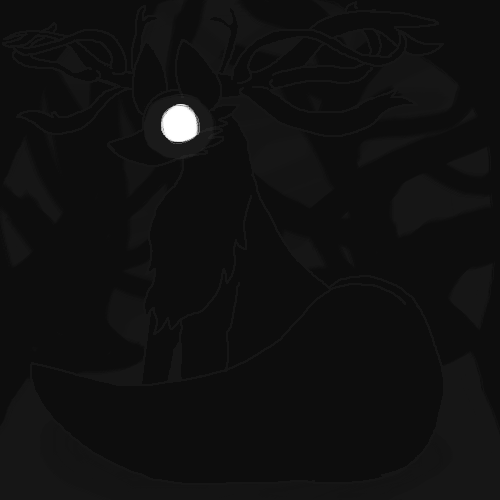 The Fox Beast Redraw (Light Version)