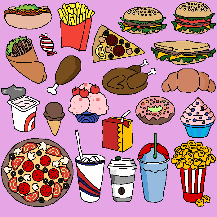 All My Favorite Foods