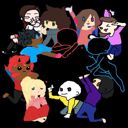 Anime Collab :D
