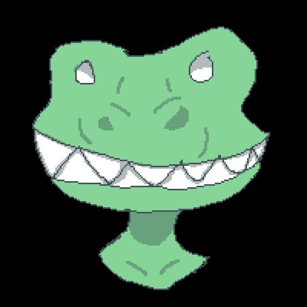 Weird dinosaur day 20 - Big teeth