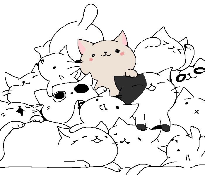 me as a kitty