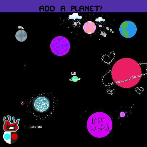 Made my planet