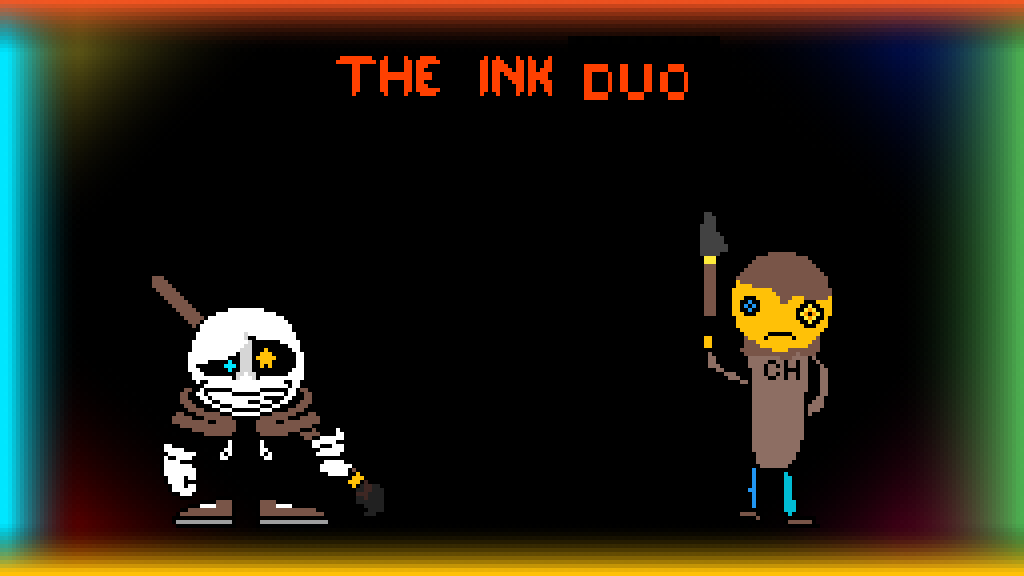 the ink time duo