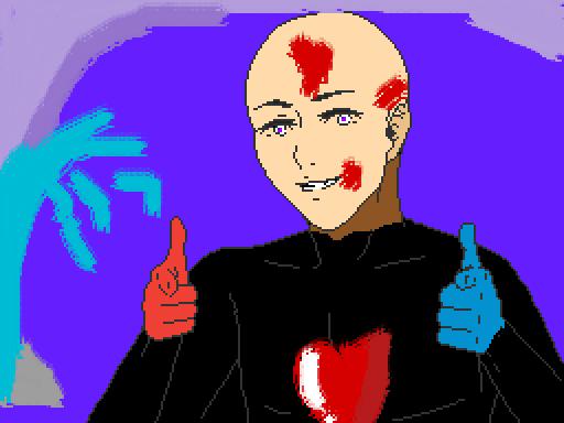 Bald head dude