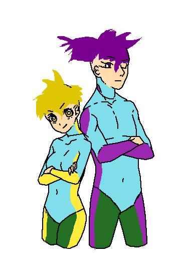 Zako & Skra
