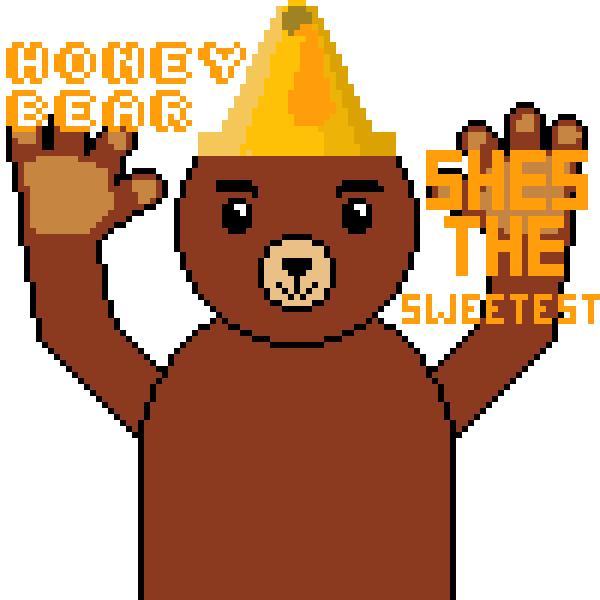 my very own honey bear