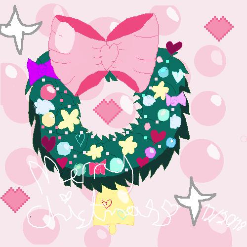 Pastel wreath <3