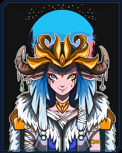 Sydanna - (Original Character Design)
