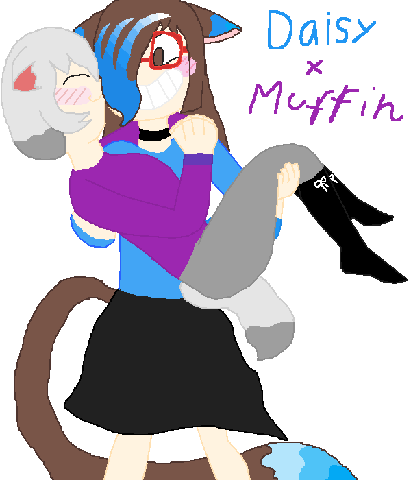 Me and Muffin~