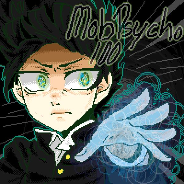 MOB PYSCHO 100