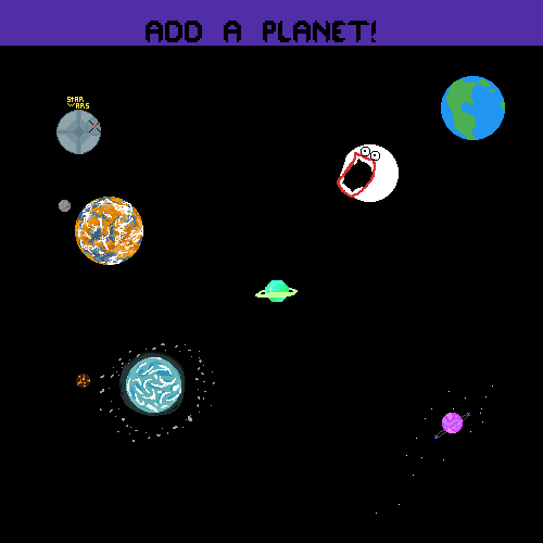 Planet more