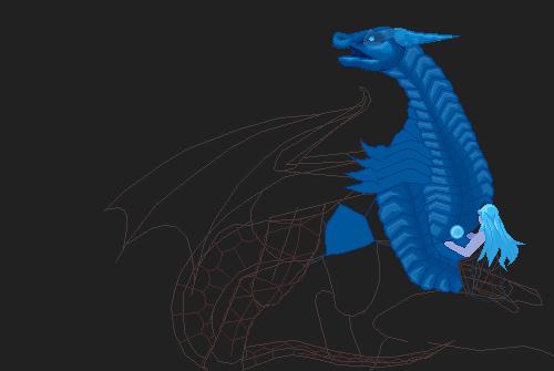 The Next Dragon WIP