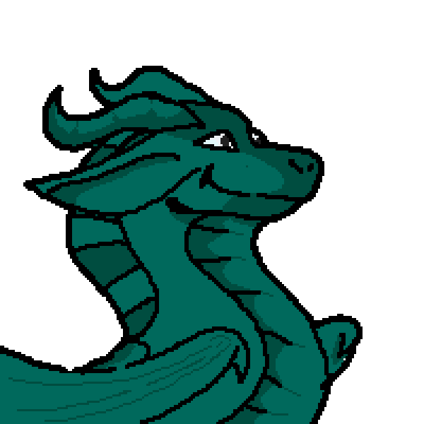 green dragon!