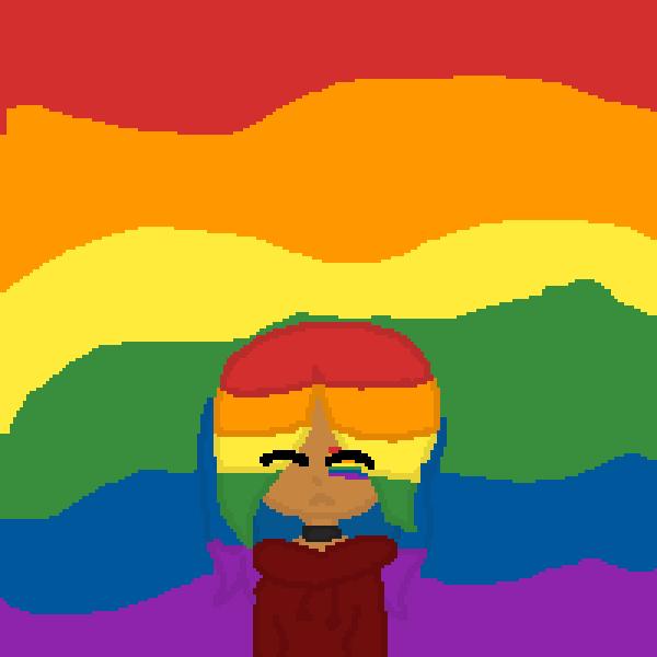 Happy gay pride month <3