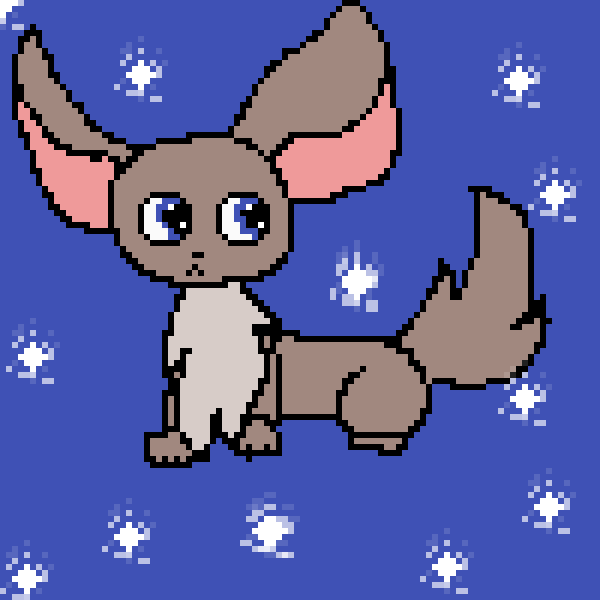 random wolf mouse thing?