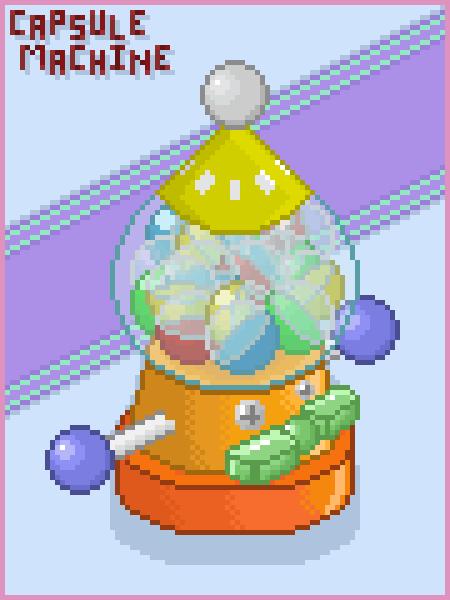 Capsule Machine (Mario Party 5)