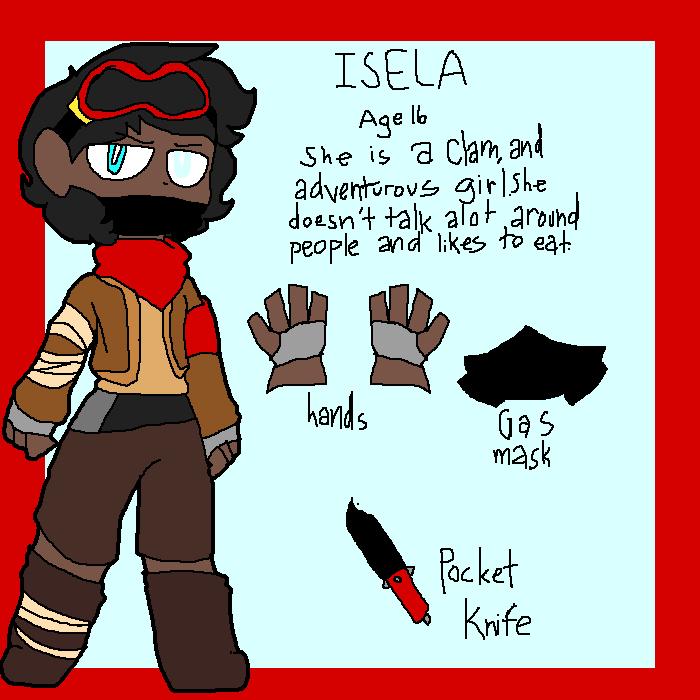 Isela(Pixilart Explorers)