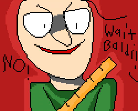 Math with Baldi