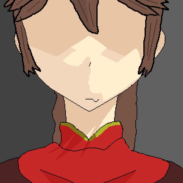 girl from avatar???   ?