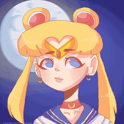 +sailor moon+