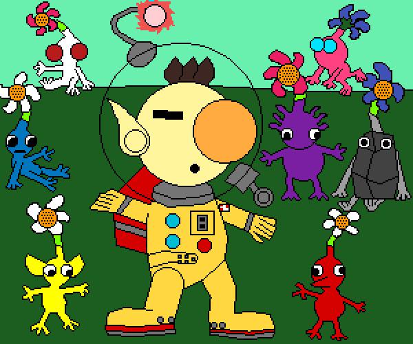 Pixilart - Pokemon sprite #6 Charziard by NerdyBoy13