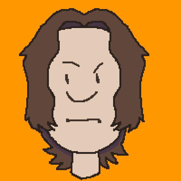 Arin(No dyed hair or beard)