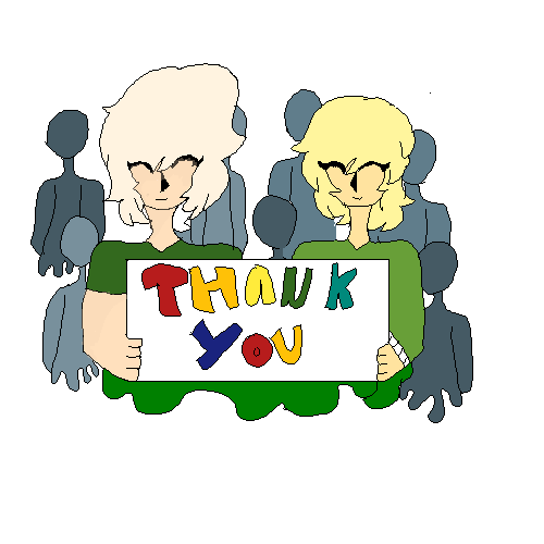 Thank YOU FOR 100+ followers