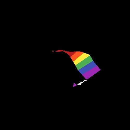 LGBTQ+ cape base