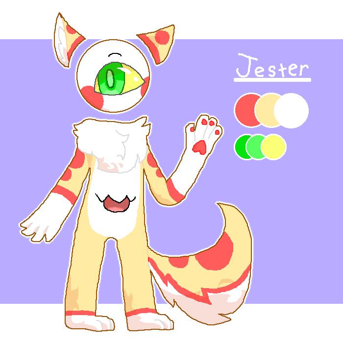 Jester ( OC )