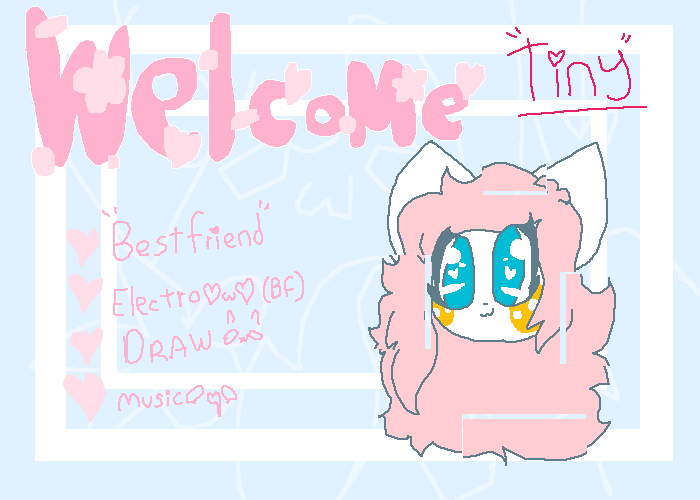 welcome to tiny the world