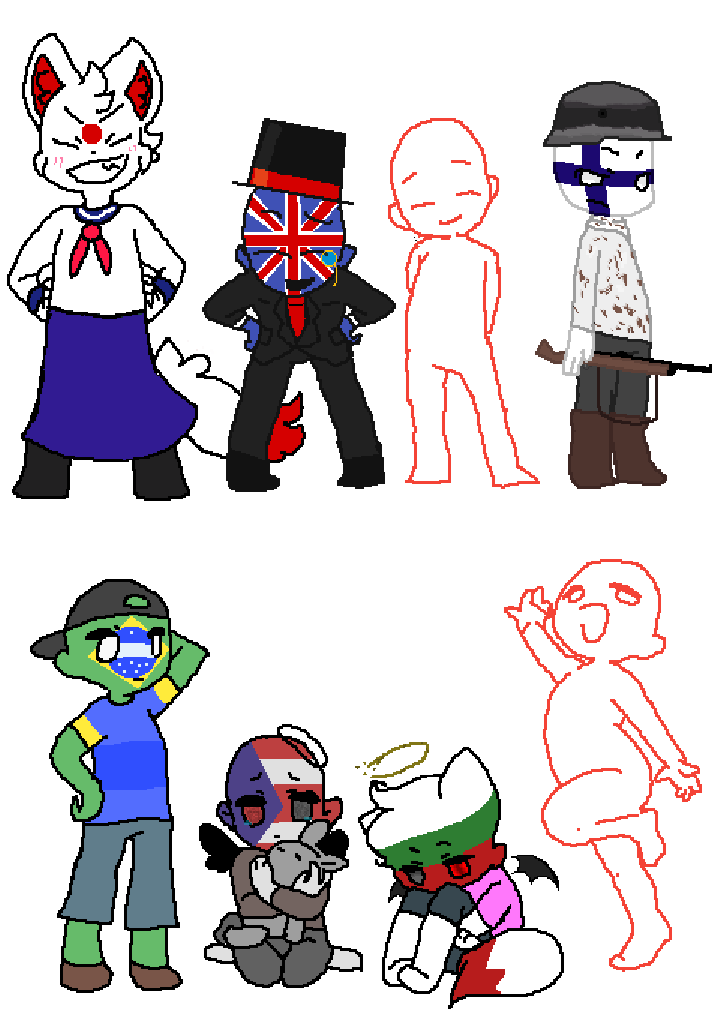 countryhumans collab