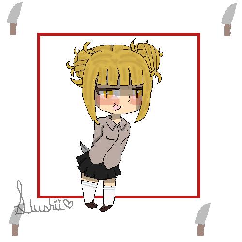 ~Himiko Toga Chibi~