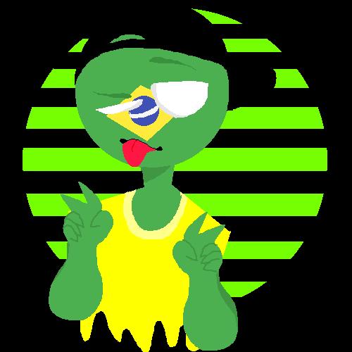 Brazil CountryHuman!