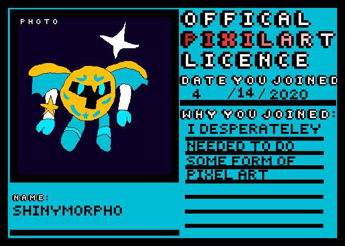 Pixilart License