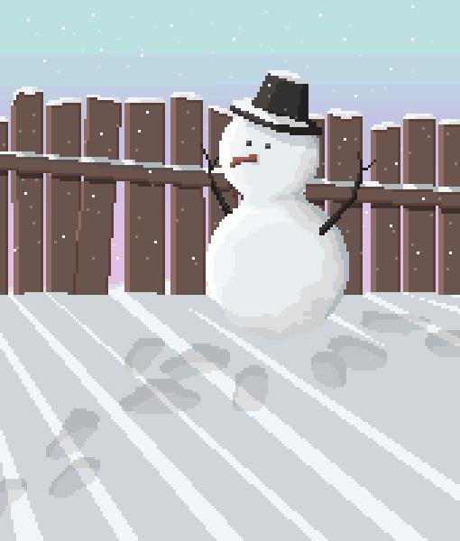Snowman Jim