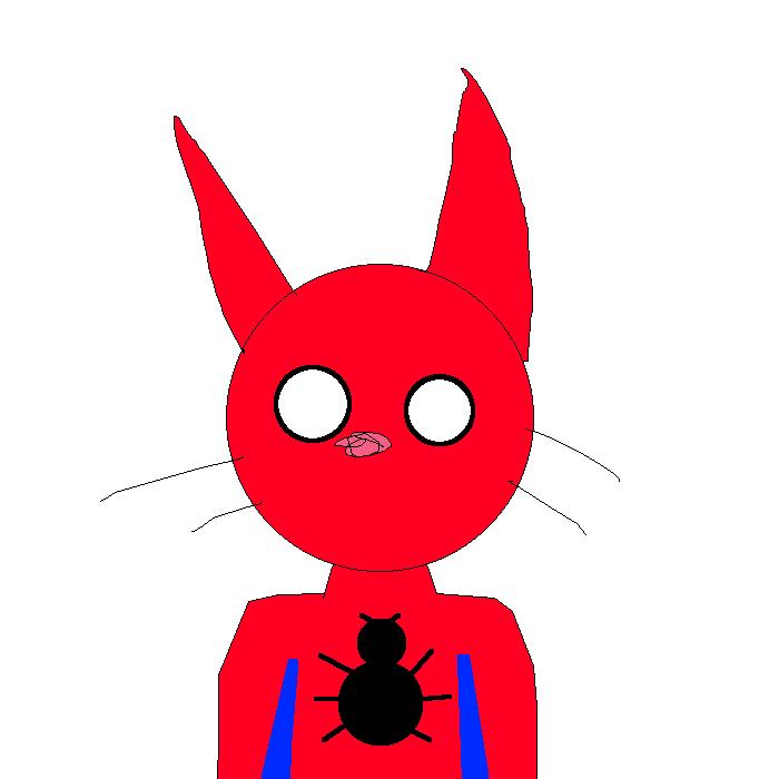 Spider-Meow, read the description.