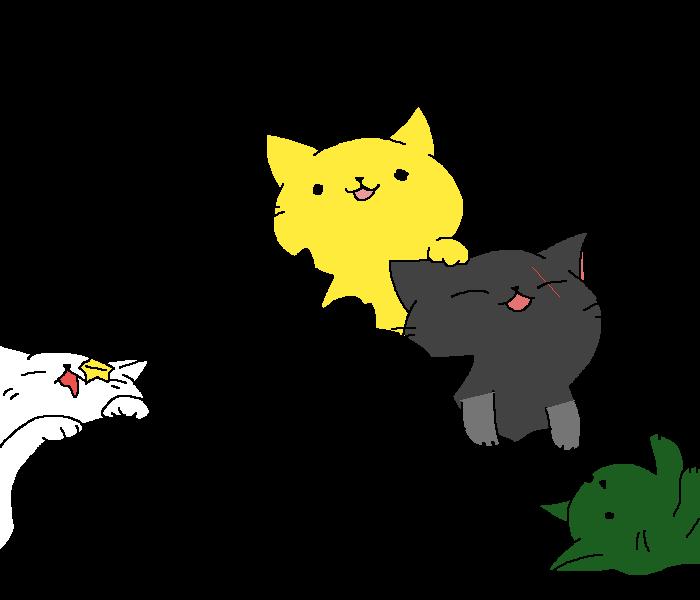 Kittys!