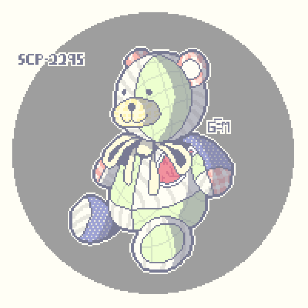 """""""The Bear with a Heart of Patchwork"""""""