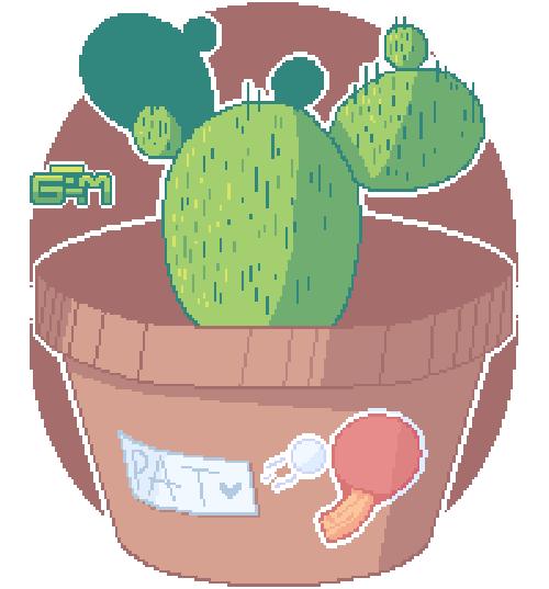 Pat - Cacti Series