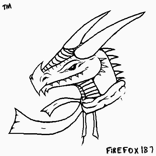 Dragon Wrath! (Sharp Art)