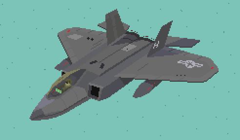 F-22 Raptor - Modern fighter