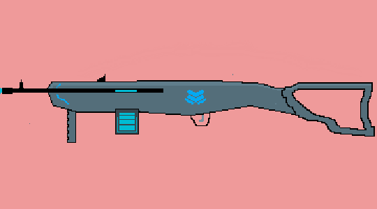 Updated Star Corps Rifle
